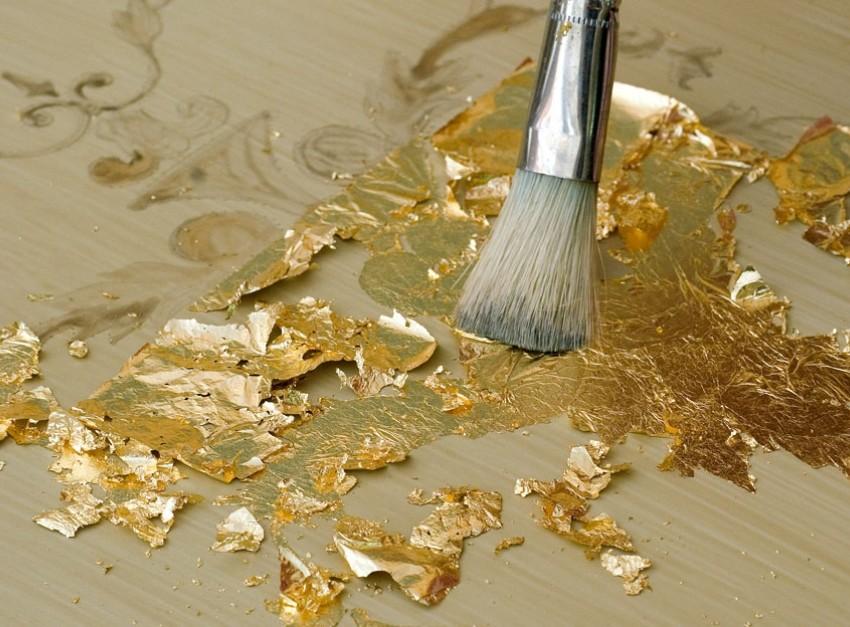 A cosa serve e come si usa la foglia oro?