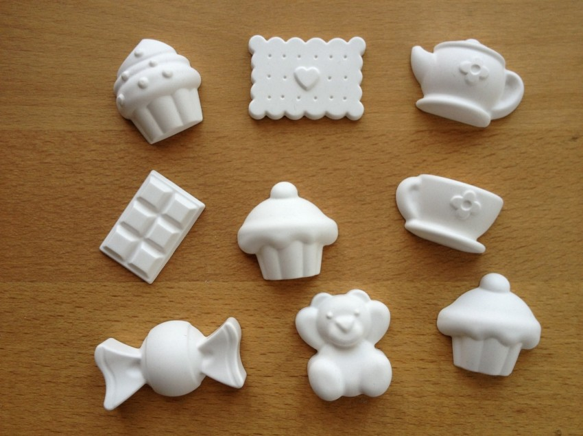Come realizzare gessetti profumati in gesso ceramico