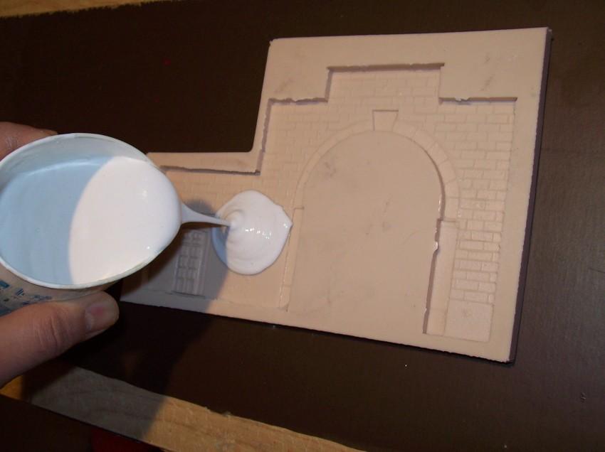 Come creare modellini con la marmorina