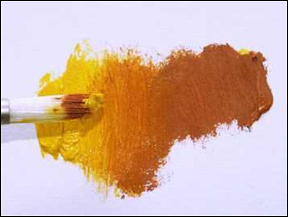 Come sfumare i colori acrilici per decorazione prima che asciughino