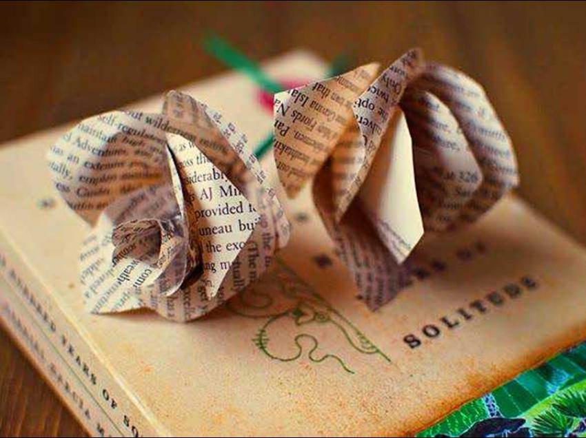 Come usare la colla a caldo per fare decorazioni con la carta