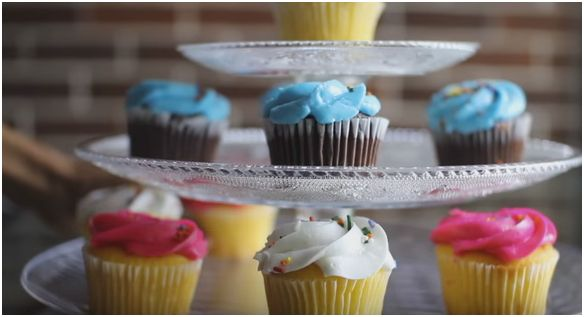 Come fare l'alzatina per i cupcakes