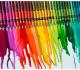 Pastelli a cera e Melted Crayon Art. Ecco come si fa